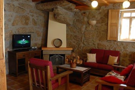 Bent Villa, Seia, Serra da Estrela - Sabugueiro - Haus