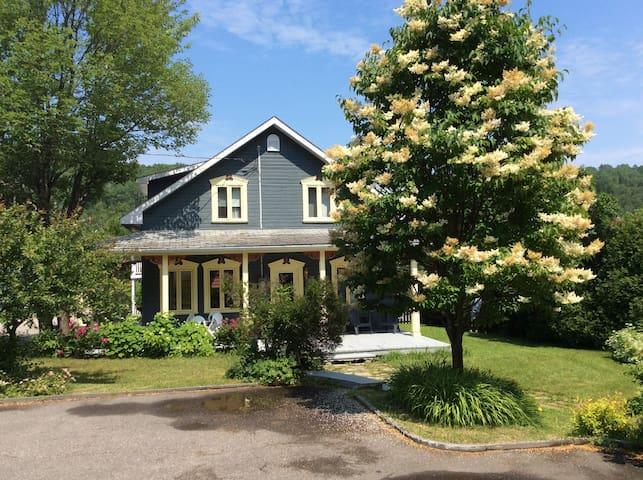 Maison du Maire Petit-Saguenay