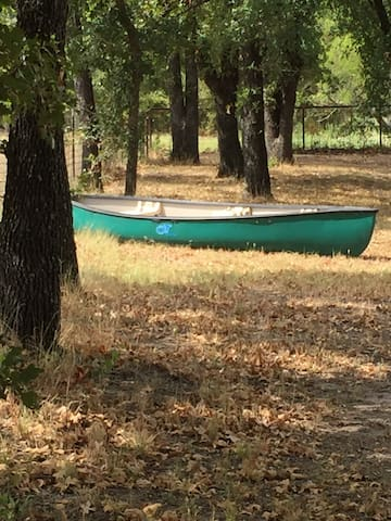 Canoe is available for FUN!