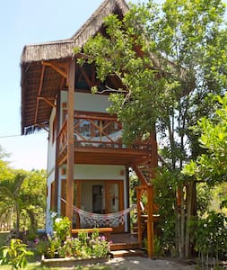 Charming bungalows integrated into nature - Maraú - Almhütte