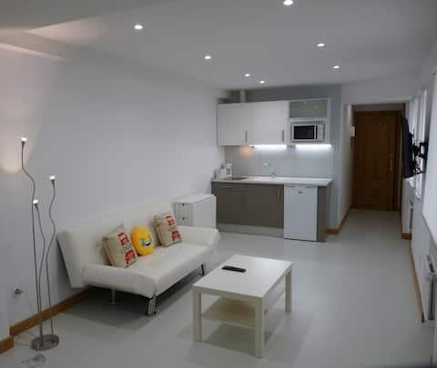 SILENCIOSO, WIFI, (Loft Avda.Portugal)