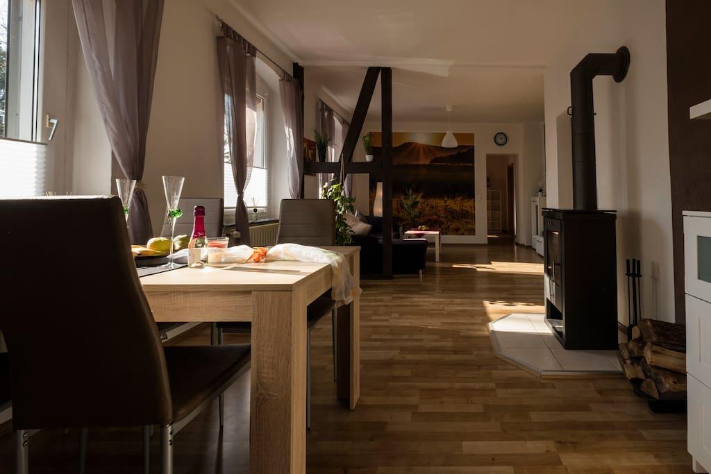 ferienwohnung vock meinhard bei eschwege wohnungen zur miete in meinhard hessen deutschland. Black Bedroom Furniture Sets. Home Design Ideas