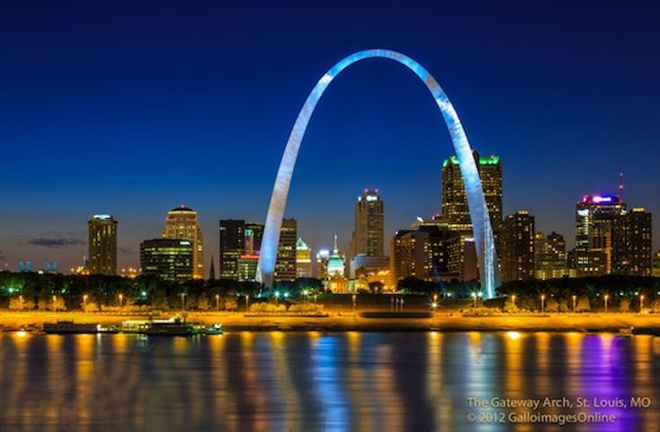 St. Louis Favorites