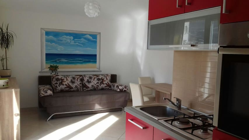 Studio Apartment with sea view - Kaštel Stari - Andet