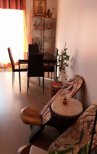 BEAU F3 SPACIEUX ET LUMINEUX - 贝松(Bezons) - 公寓