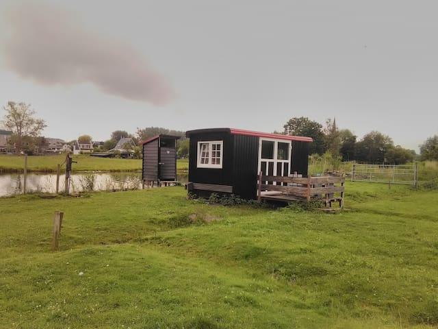 Altijd een op een onbewoond eiland willen wonen? - Zaandam