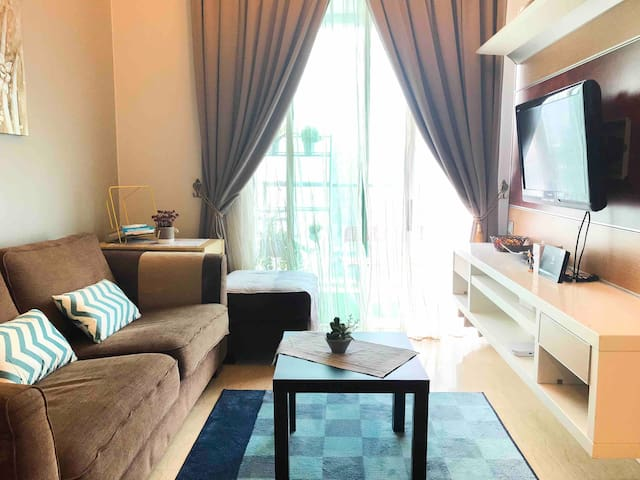 231TR Apartment near pavilion, TRX view, KLCC