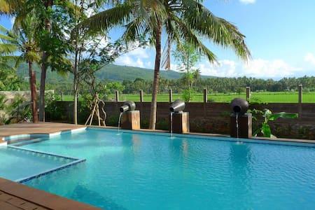Villa Mimosa luxerous pool villa wth great views - Badung Regency