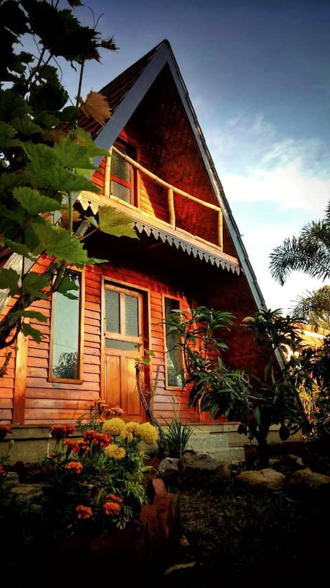 Wooden Homestay Ciwidey (Premium Package)