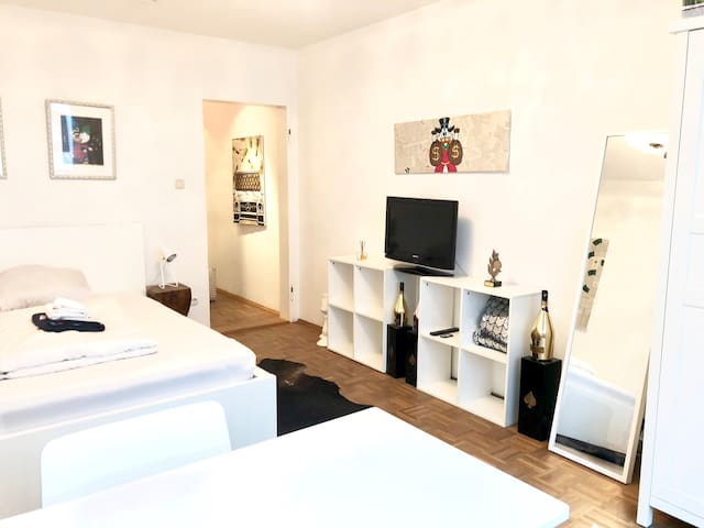 Central & cozy apartment close by Leopoldstreet