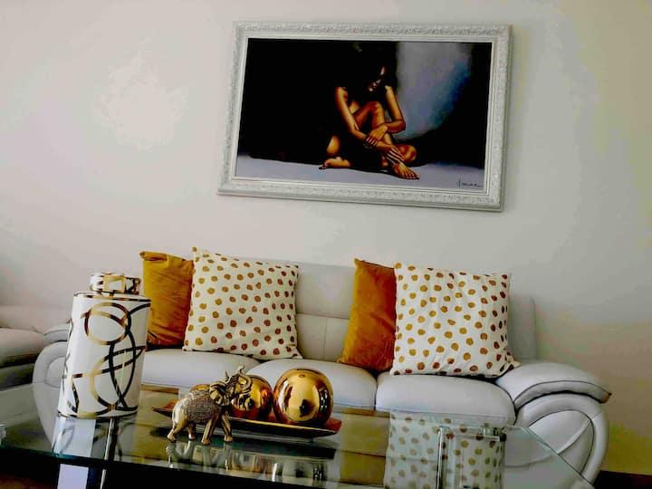 Awesome Apartamento solo para ti. AC,NETFLIX STI