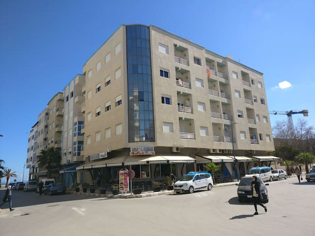 Nice appartment Mdiq-Tetouan - M'diq - Appartement