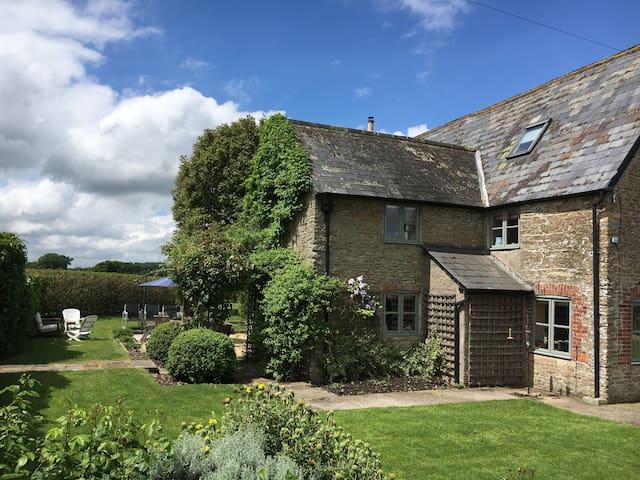 Farm house garden (for guest use)