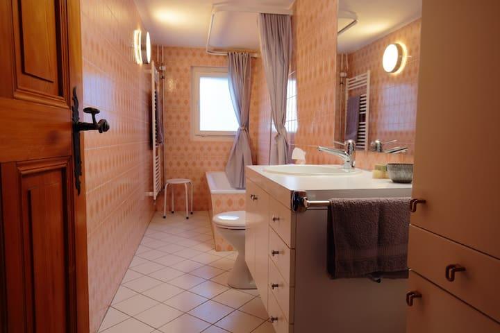 Salle de bain (6 m²)