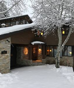 4BR/4BA Peaceful Mountain Home in Snowmass Village - Aspen