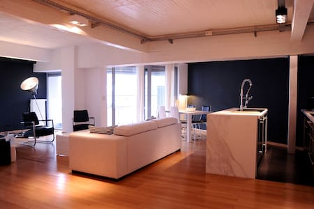 MODERN, SPACIOUS (105 m2) & CENTRAL - Saint-Gilles - Loft