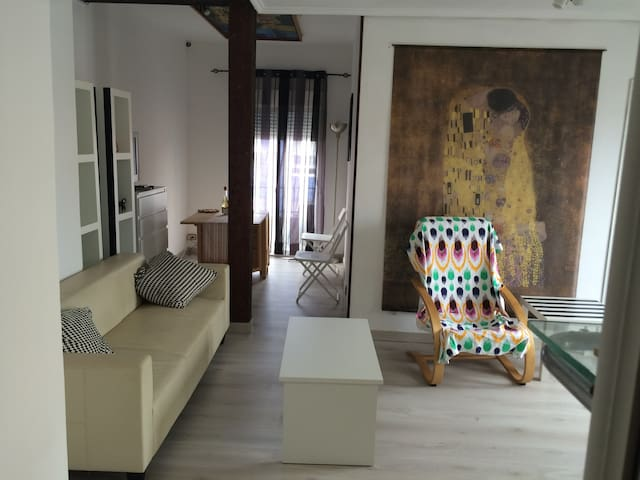 Coqueto apartamento en Santander
