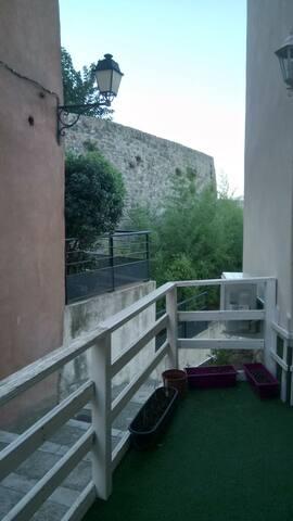 Appartement charmant au coeur de Balaruc-le-Vieux