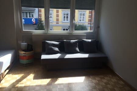 Comfy sofa bed near central station - Leilighet