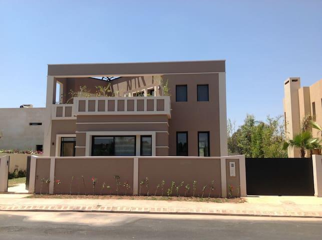 Villa de l'olivier - Marrakesh - Huis