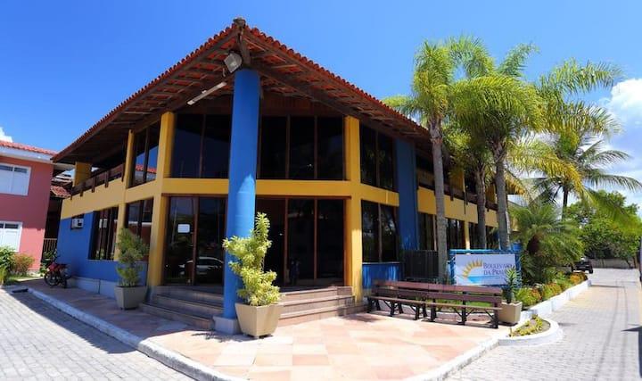 Apart Hotel - Porto Seguro Bahia- Frente pra Praia