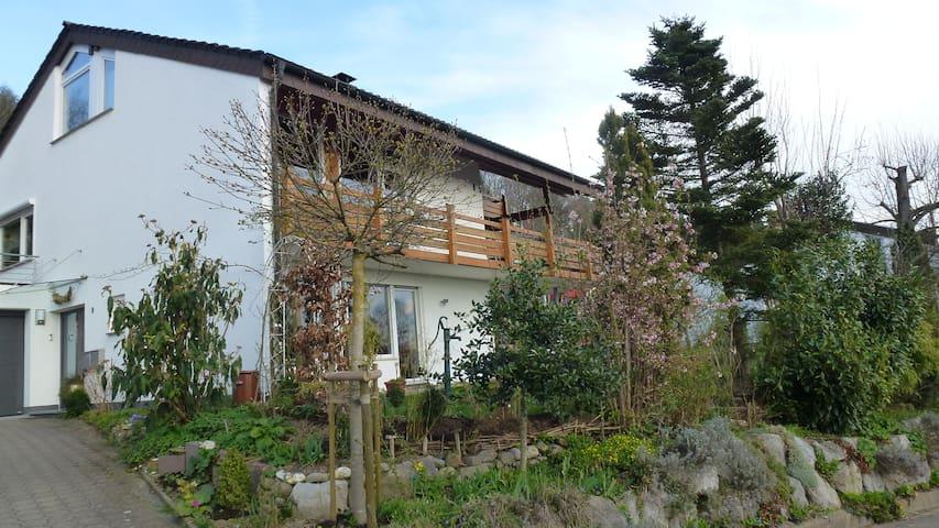 Ferienwohnung Illmensee, Nähe Bodensee - CH - A - Illmensee - Gjestehus