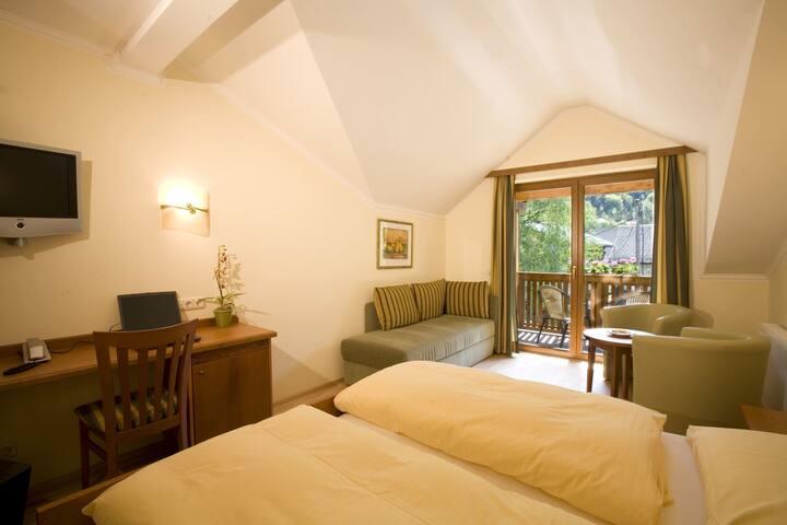 Hotel Garni Sallerhof  Double room - Top Classic