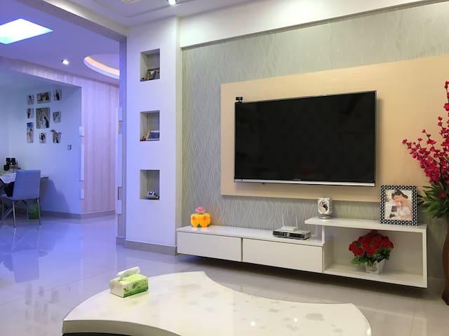 爱的婚房 - Ma'anshan - อพาร์ทเมนท์
