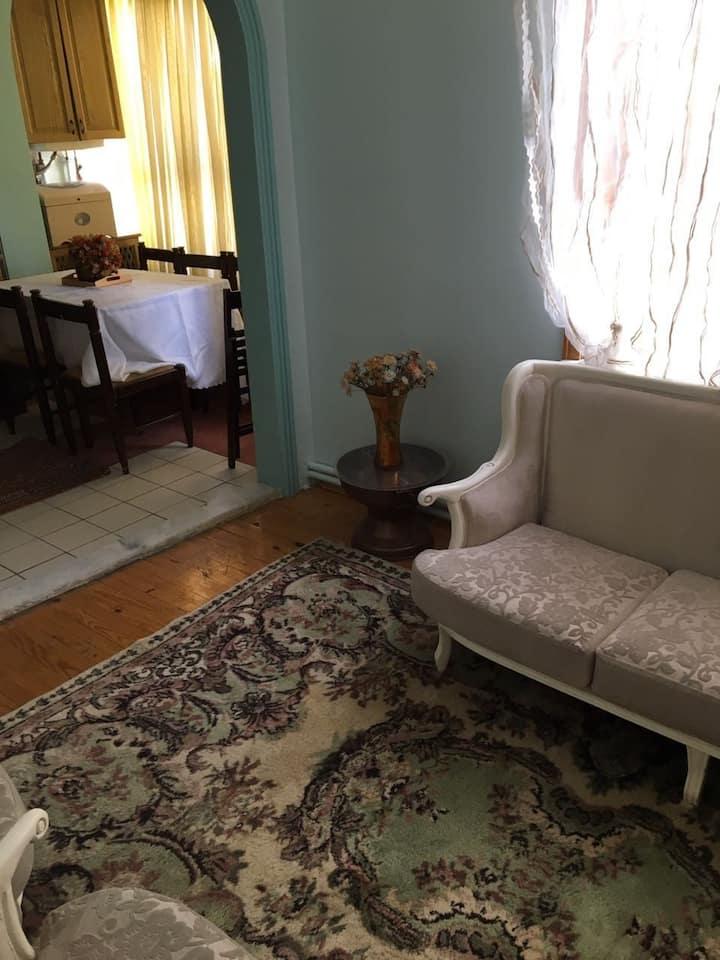 Konya merkezde dubleks mobilyalı daire