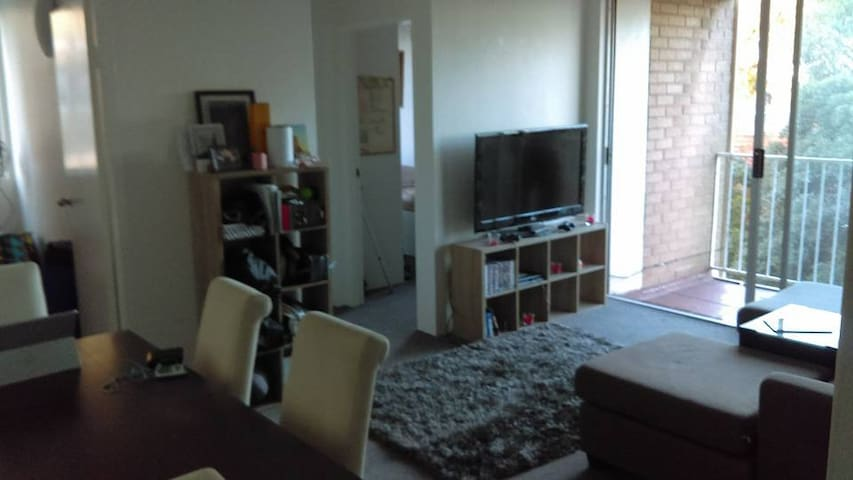 Central Eastern Suburbs Large Double Room