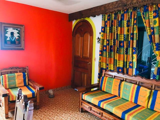 Casa Las Playas: departamento Playa Linda