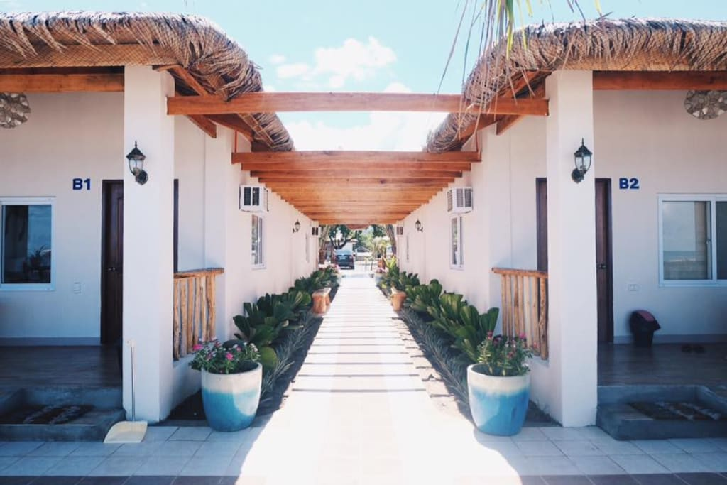 Casa angelina seaside cottages b1 bungalows for rent for Piani di casa cottage e bungalow