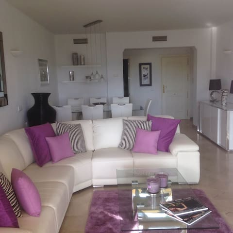 Gorgeous apartment near Puerto Banus and Marbella - Marbella - Apartment