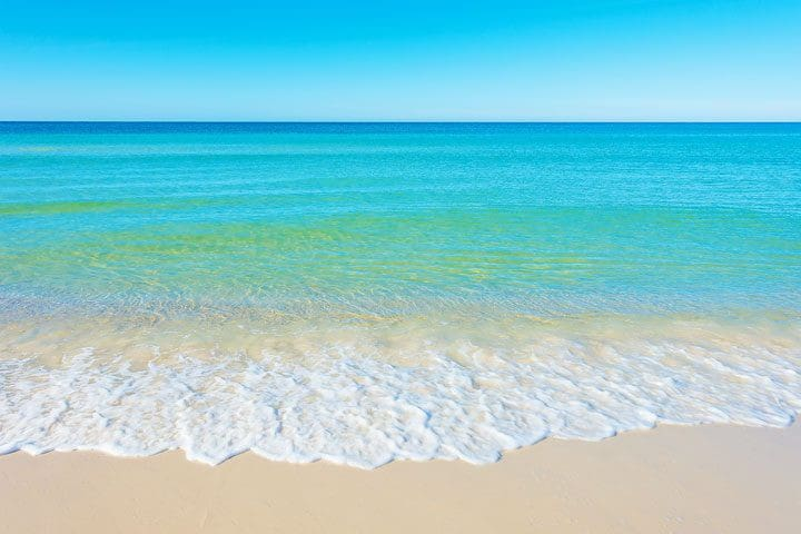 Enjoy the perfect weather in Sunny South Florida! Rejuvenate in the crystal clear waters.. sunshine and saltwater soothes the soul!