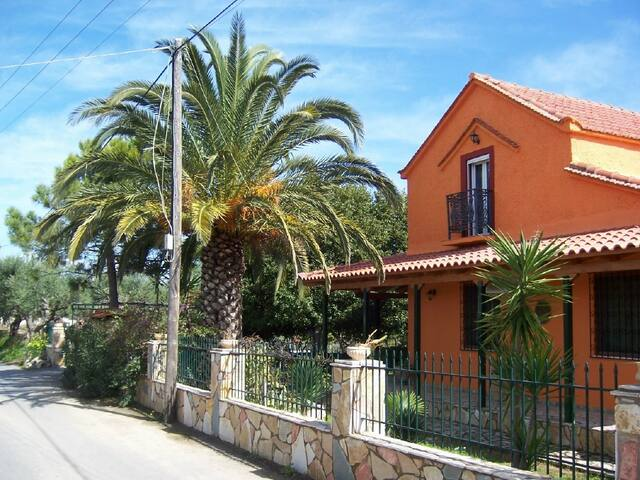Villa Angeliki, welcome