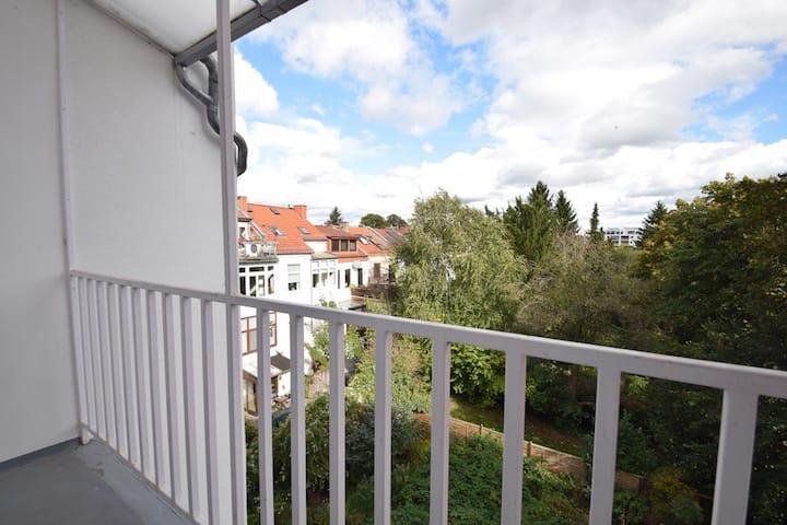 Schicke 2-Zimmer-Wohnung in der Neustadt