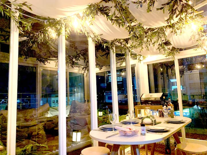 ■이십층온실■ [twenty floor greenhouse]