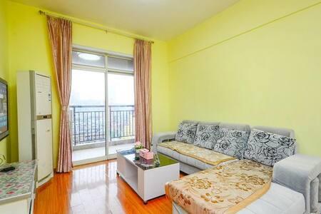 临江汉路商业街/吉庆街/双地铁/大智嘉园阳光温馨两房 - 武汉 - 公寓