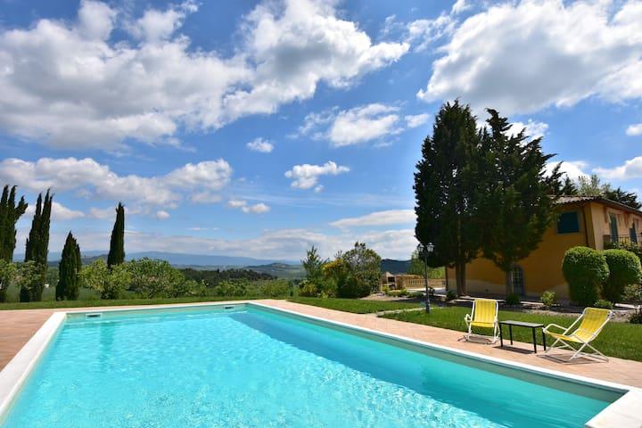 Lussuosa Villa con piscina privata a Todi, Umbria - Todi - Villa