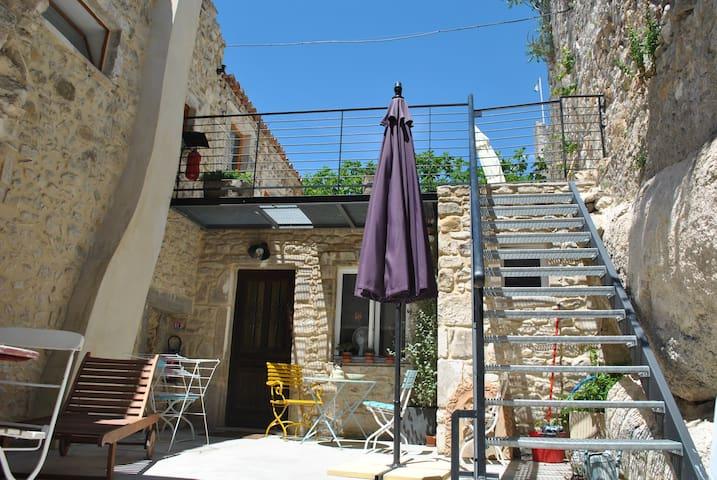 La Porte du Sud - Aiguèze - Appartamento