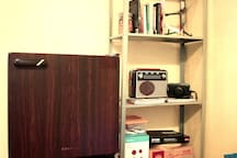 Allsorts & that hip fridge ;)