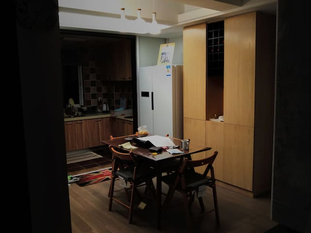 宜家风格三居,接待全球旅行者 - Huzhou - Wohnung
