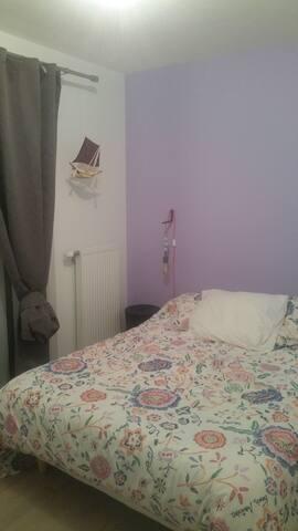Chambre moderne proche toutes commodités