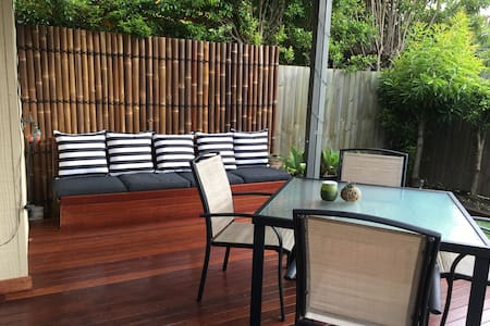 Beautiful and quiet townhouse, close to everything - Nundah - Radhus