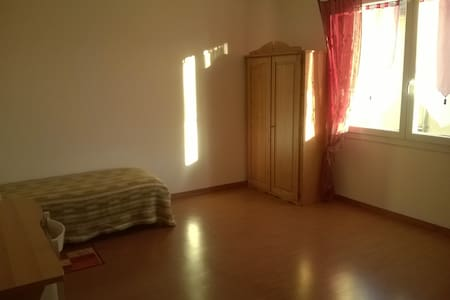 Double room as single, single bed, B&B - Selvazzano Dentro - Rumah