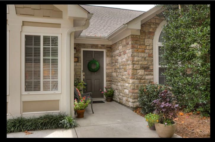 Great location - minutes from Augusta National!