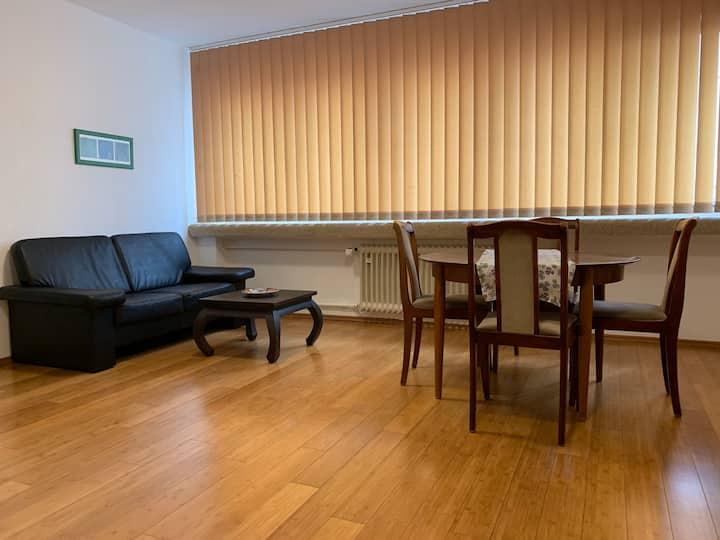 Sonnige 2-Zimmer Wohnung in Stuttgart Mitte