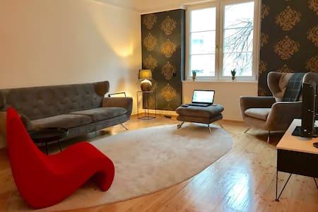 High Quality Altbauwohnung - Ulm - Apartament