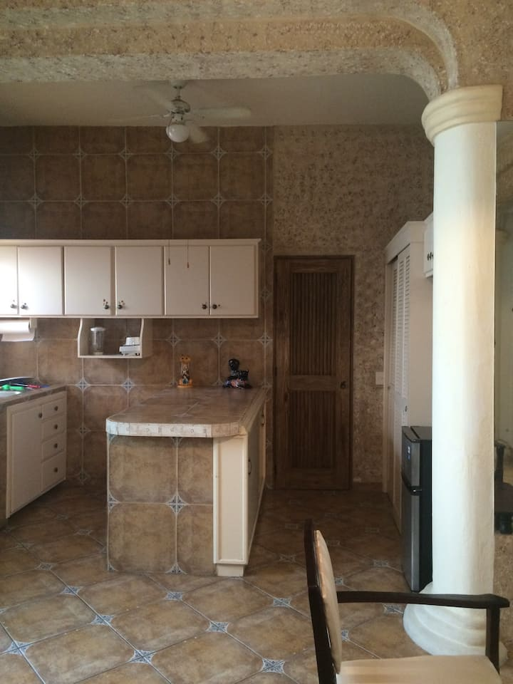 One bedroom apartment in central Chapala