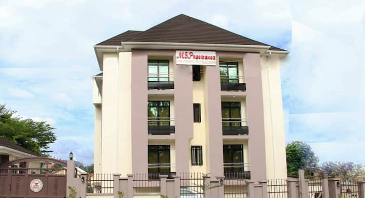 Msp Residence strategically located in the most serene environment in Abuja